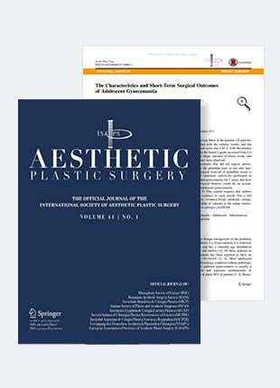 청소년 여유증수술 연구논문, SCI국제학술지 게재