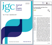 Journal of gastric cancer